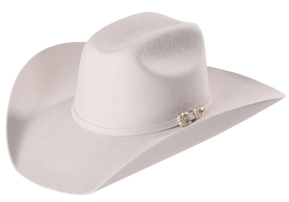 Bullhide Legacy 8X Fur Blend Cowboy Hat, Silverbelly, hi-res