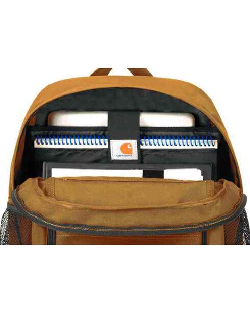 Carhartt Unisex Legacy Standard Work Backpack , Black, hi-res
