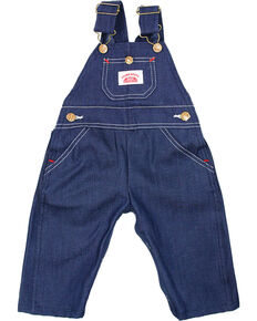 Roundhouse Toddler Overalls, Blue, hi-res