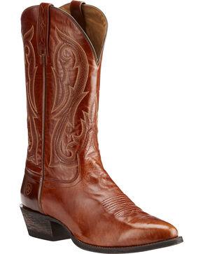 Ariat Men's Circuit Spruced Cognac Western Boots - Medium Toe, Cognac, hi-res
