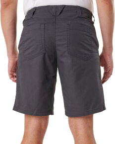 5.11 Tactical Men's Terrain Shorts , Charcoal, hi-res