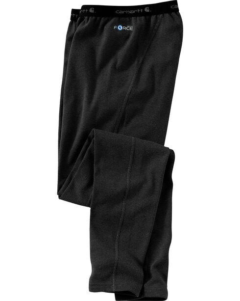 Carhartt Women's Base Force Cold Weather Bottoms, Black, hi-res
