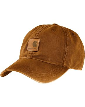 Carhartt Odessa Sandstone Cap, Carhartt Brown, hi-res