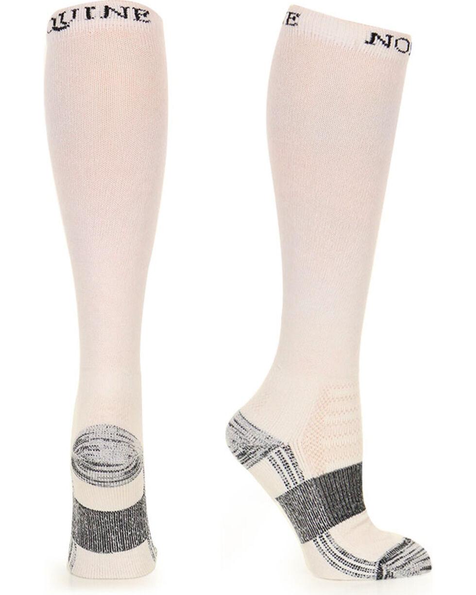 Noble Outfitters Men's White Best Dang Boot Socks , White, hi-res
