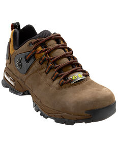Nautilus Men's Brown Ergo SD Work Shoes - Composite Toe , Brown, hi-res