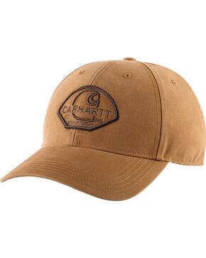 Carhartt Men's Brown Moore Cap, Brown, hi-res