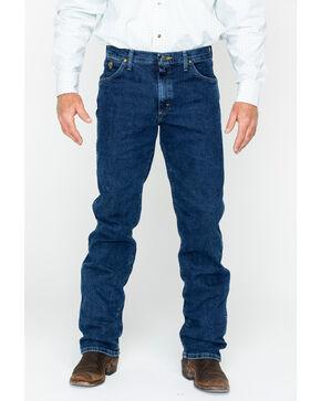Wrangler George Strait Men's 47 Cowboy Cut Straight Leg Jeans , Blue, hi-res