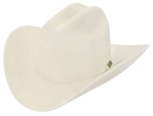 Larry Mahan 4X Ridgetop Fur Felt Cowboy Hat, Belly, hi-res