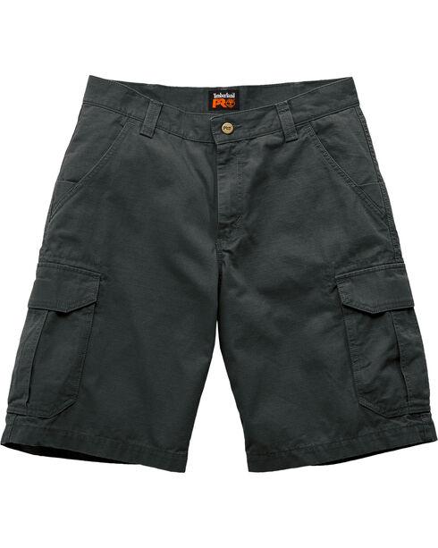 Timberland Pro Men's Work Warrior Ripstop Utility Shorts , Jet Black, hi-res