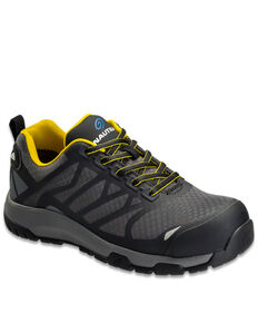 Nautilus Men's Velocity Work Shoes - Composite Toe, Grey, hi-res