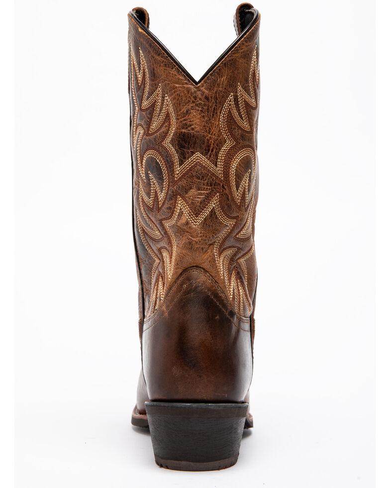 Laredo Men's Breakout Cowboy Boots - Square Toe, Rust, hi-res