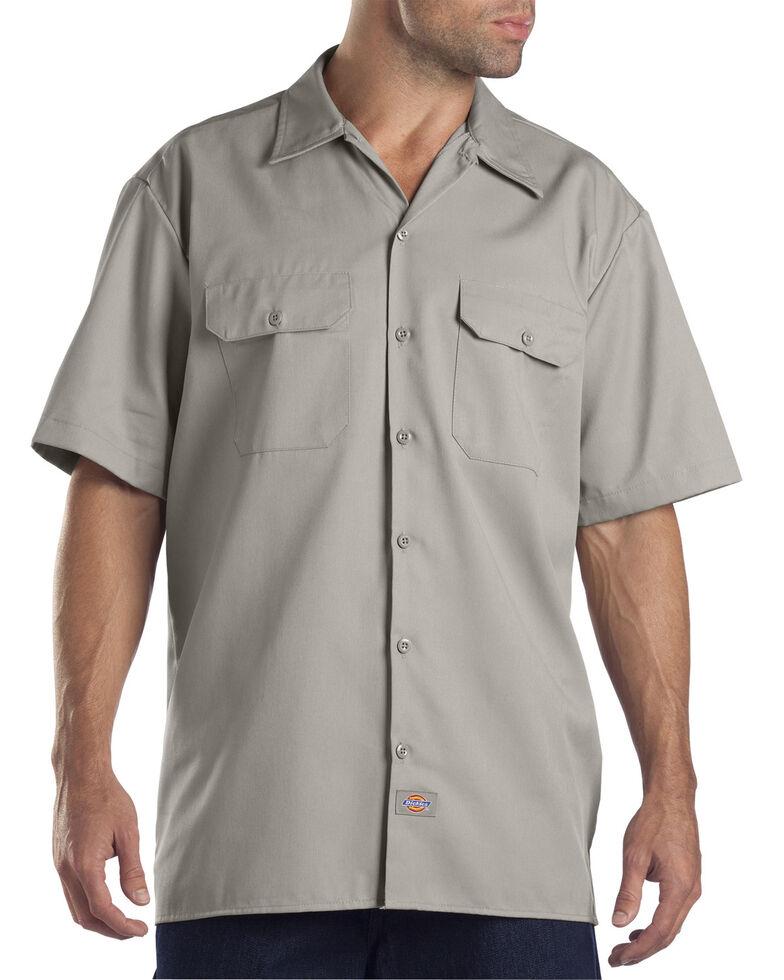 7fc965d565 Dickies Short Sleeve Work Shirt-Folded
