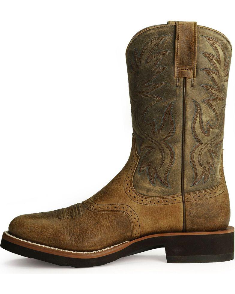 595887802fb Ariat Heritage Crepe Cowboy Boots - Round Toe
