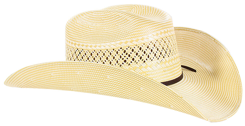 63f71227c67b Zoomed Image Cody James Men's 50X Straw Cowboy Hat, Natural, hi-res