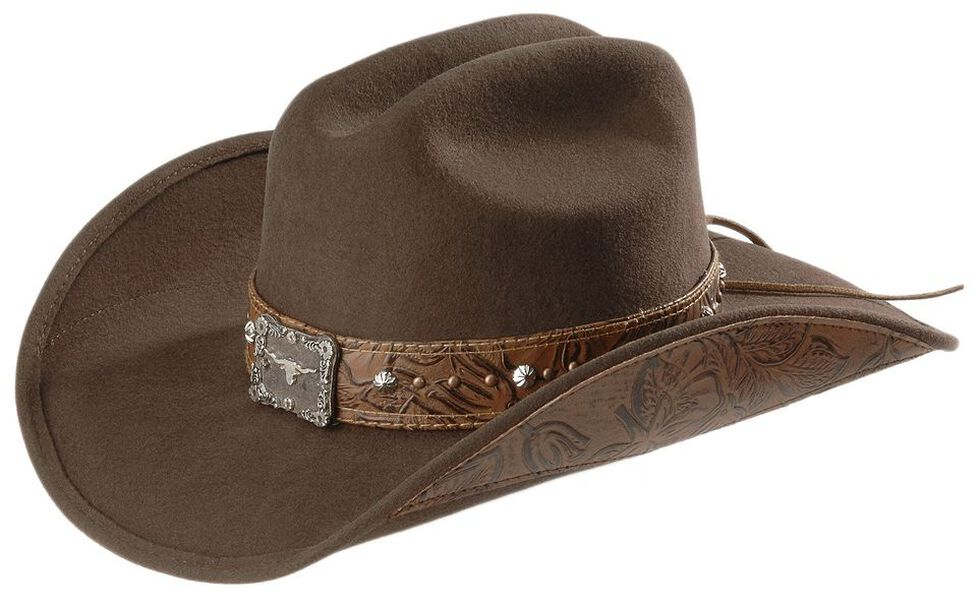 Bullhide Great Divide Wool Cowgirl Hat  3221c914728
