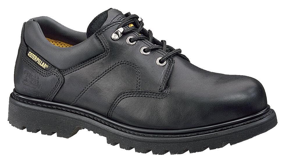 Caterpillar Men's Ridgemont Work Shoes, Black, hi-res