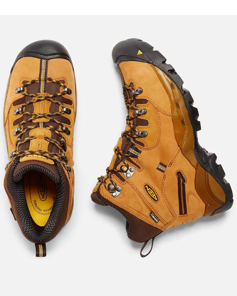 9cc382f98ea Keen Men's Pittsburgh Waterproof Work Boots - Steel Toe