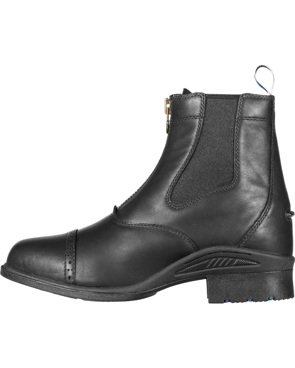 Ariat Devon Pro VX Black Boots, Black, hi-res