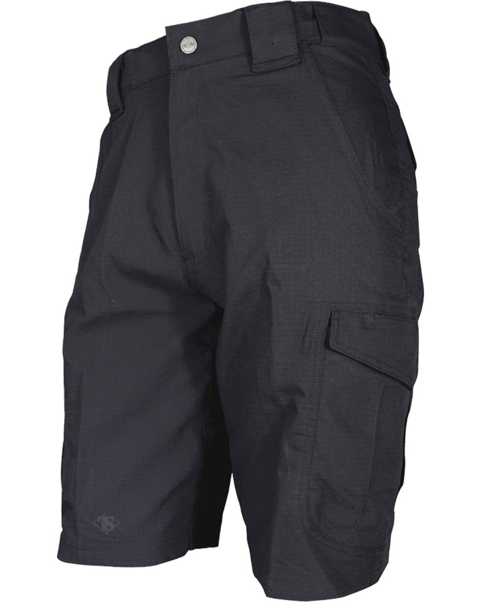 Tru-Spec Men's 24-7 Series Ascent Shorts, Black, hi-res