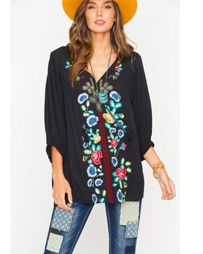 Tasha Polizzi Women's Chama River Shirt, Black, hi-res