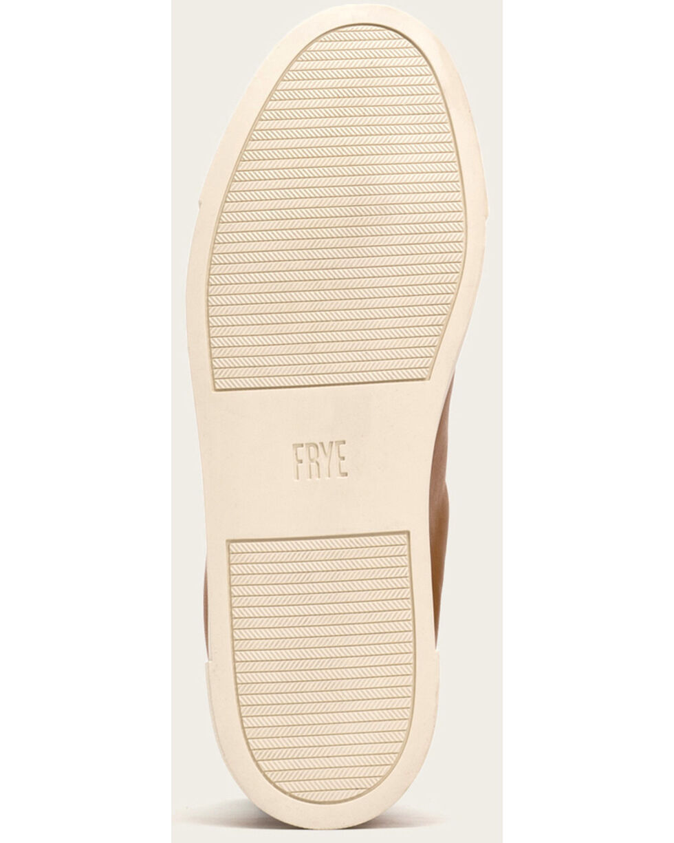 Frye Women's Tan Ivy Low Lace Shoes , Tan, hi-res