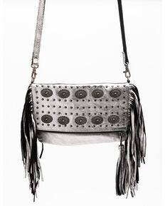 Idyllwind Women's Just The Way It Is Convertible Crossbody Bag, Steel, hi-res
