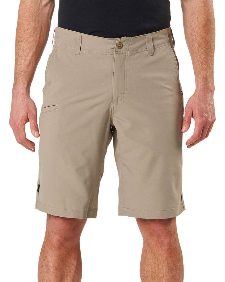 5.11 Men's Base Shorts, Ash, hi-res