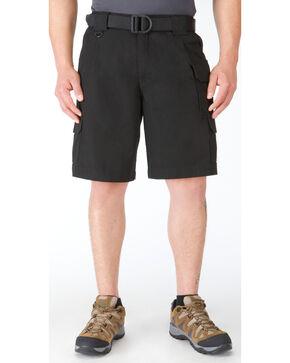 5.11 Tactical Cotton Shorts, Black, hi-res