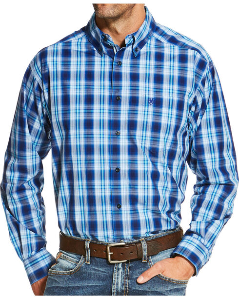 Ariat Men's Multi Radwin Long Sleeve Shirt , Multi, hi-res