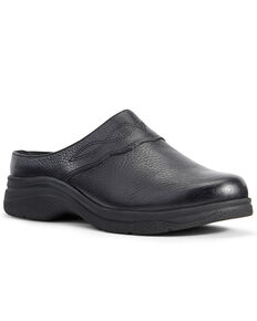Ariat Women's Bridgeport Mule Bomber Shoes, Black, hi-res