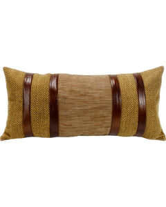 HiEnd Accent Multi Highland Lodge Herringbone Oblong Pillow, Multi, hi-res