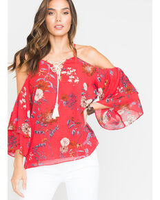 feb0d00aecc6e Western Tops for Women  Embroidered   More - Sheplers
