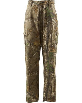 Berne Men's Realtree Field Pants - Big and Tall, Camouflage, hi-res