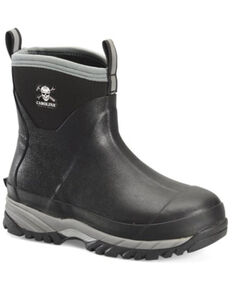 Carolina Men's Mud Jumper Rubber Boots - Soft Toe, Black, hi-res