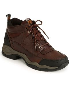Ariat Terrain Boots, Black Cherry, hi-res