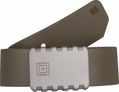 5.11 Tactical Apex T-Rail Belt, Dark Brown, hi-res