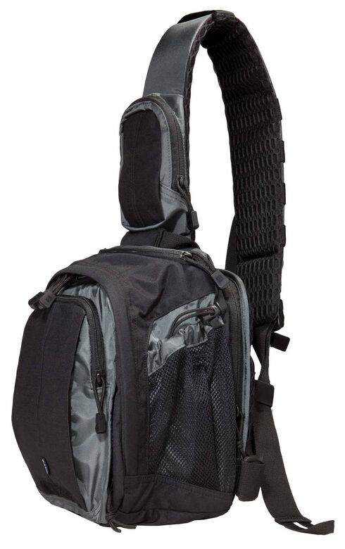 5.11 Tactical COVRT Z.A.P. 6 Bag, Dark Grey, hi-res