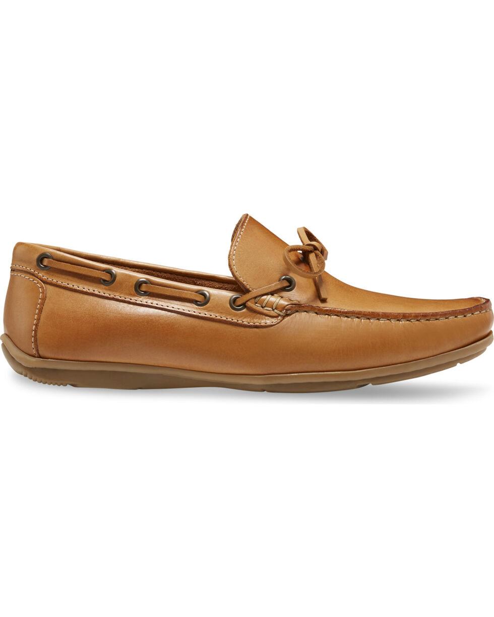 Eastland Men's Camel Daytona Loafers - Moc Toe , Camel, hi-res