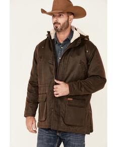 Outback Trading Co. Men's Brown Nolan Storm-Flap Jacket , Brown, hi-res