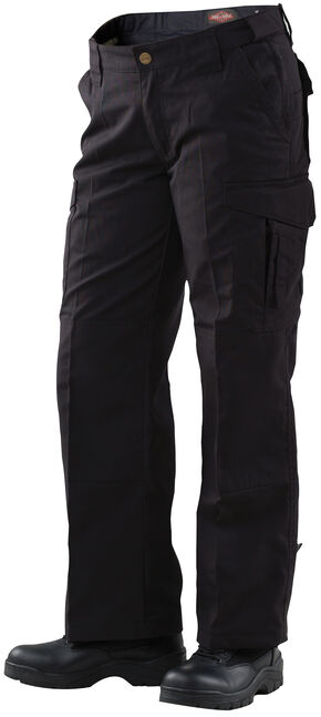 Tru-Spec Women's 24-7 Series EMS Pants, Black, hi-res