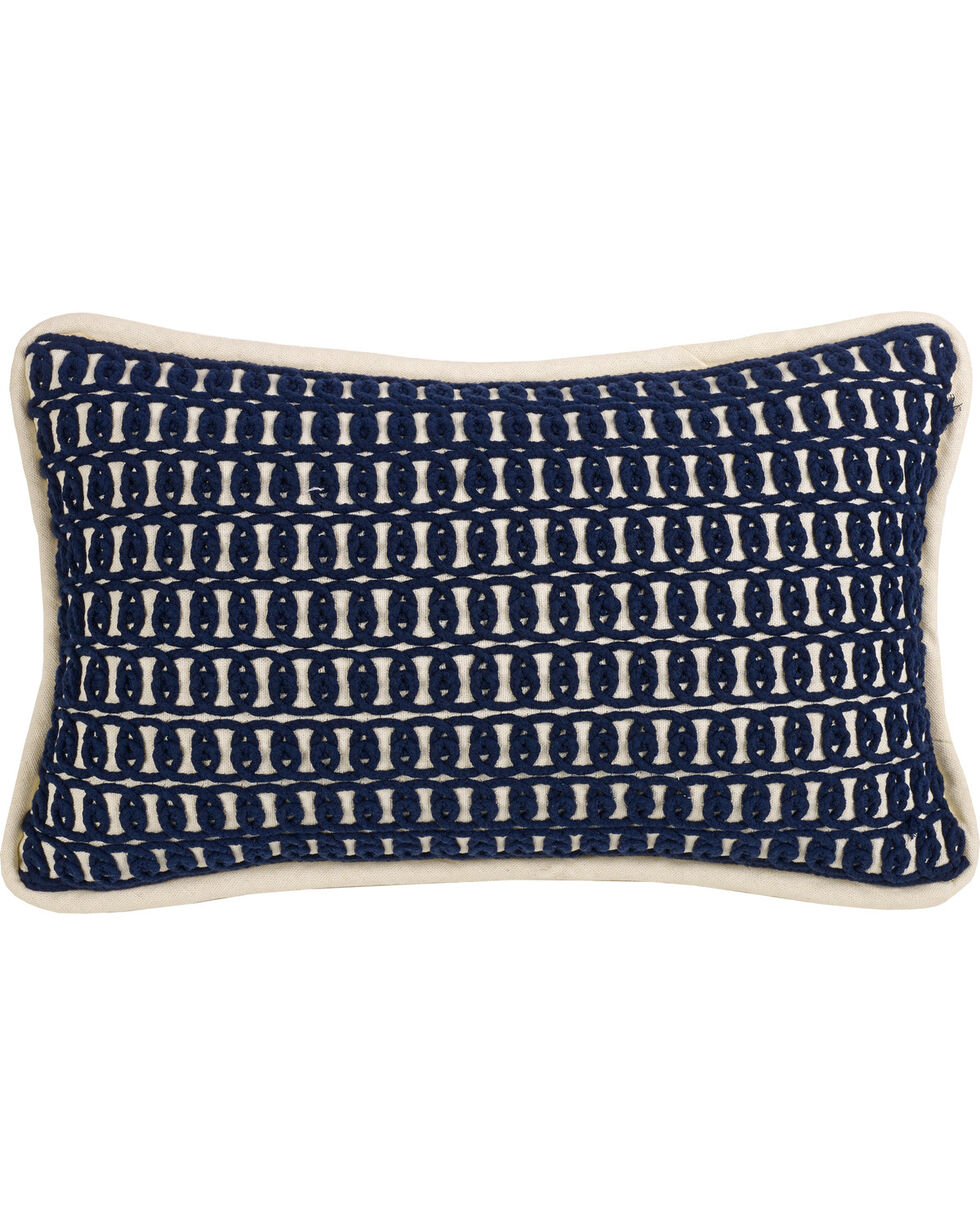 HiEnd Accents Monterrey Rope Pillow, Multi, hi-res