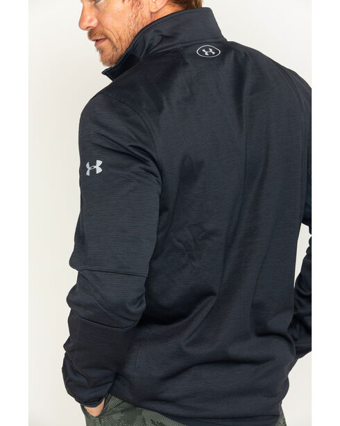 under armour 1 4 zip pullover. under armour men\u0027s reactor 1/4 zip pullover , dark grey, hi-res 1 4 l