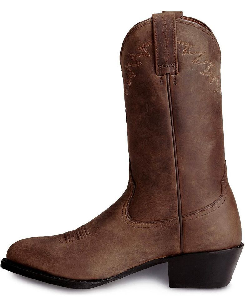 Ariat Sedona Arena Cowboy Boots - Medium Toe, Distressed, hi-res