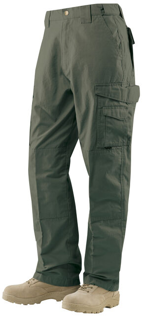 Tru-Spec Men's Hunter Green 24-7 Tactical Pants , Hunter Green, hi-res