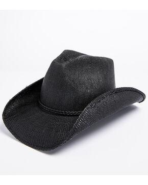 Cody James Youth Boys' Black Cowboy Hat, Black, hi-res