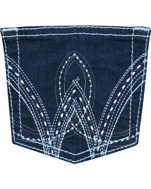 Wrangler Women's Retro Booty Up Mae Jeans - Boot Cut, Indigo, hi-res