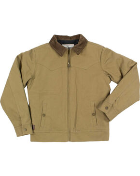 Cody James Boys' Ponderosa Jacket , Tan, hi-res