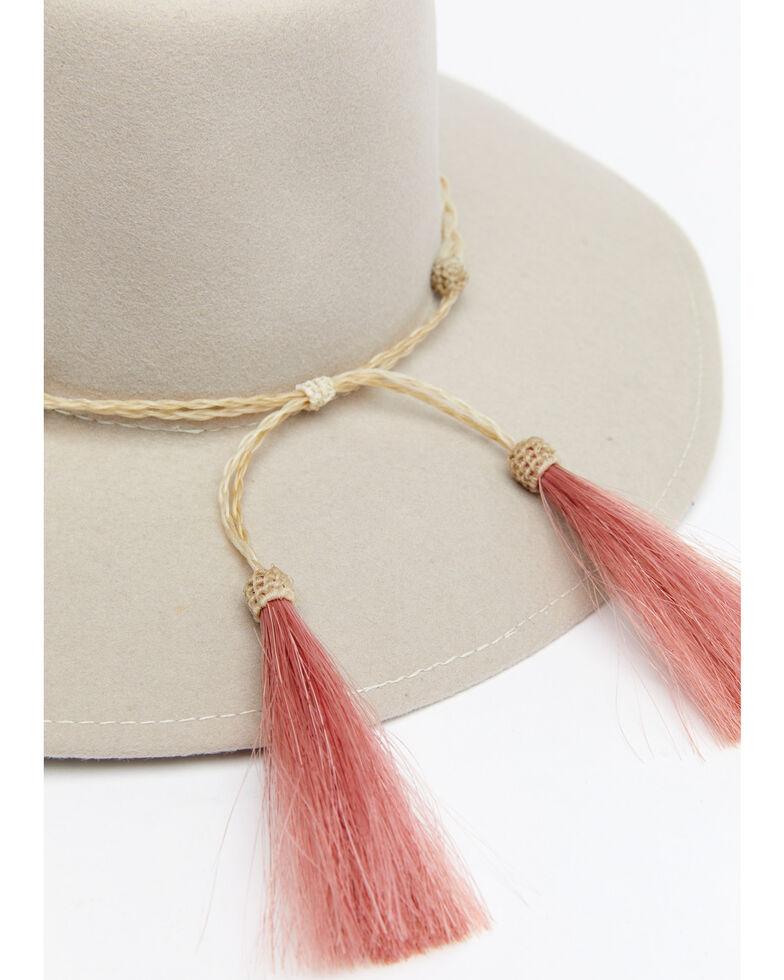 'ale by Alessandra Women's Mink Blush Roxt Dene Hat, Blush, hi-res