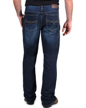 Cody James Men's Blue Ridge Slim Boot Cut Jeans , Indigo, hi-res