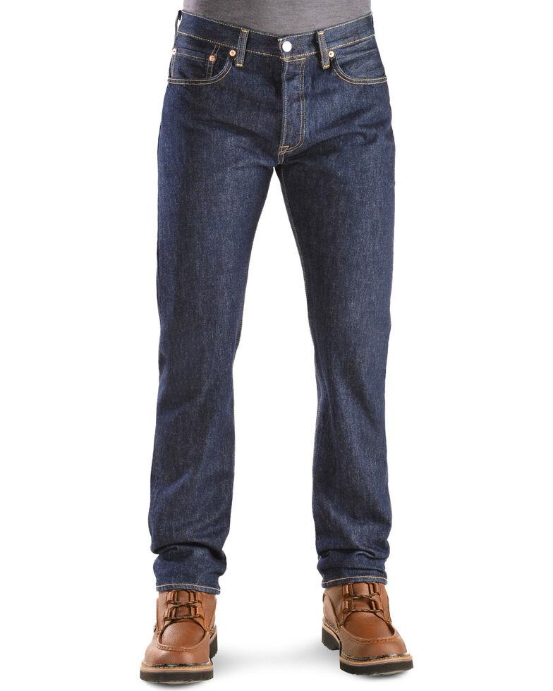 Levi's  501 Jeans - Original Prewashed, Rinsed, hi-res
